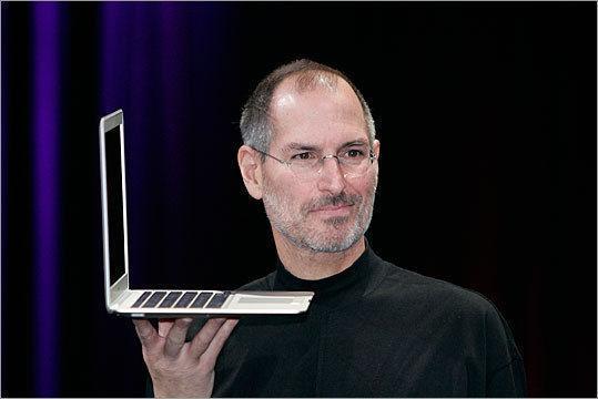 2008yılında Steve Jobs