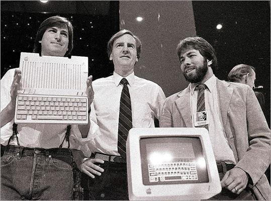1984yılında Steve Jobs