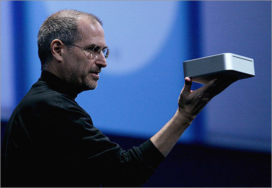 2005yılında Steve Jobs