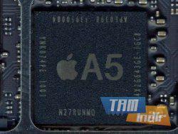 Cortex A9 çekirdeğe sahip A5 İşlemci