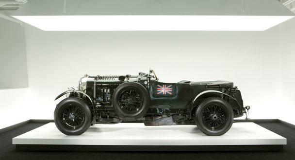 1929 Bentley 4¼4 Litre Blower