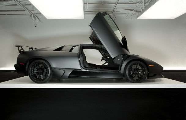 2010 Lamborghini Murciélago Super Veloce