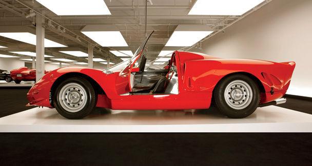 1965 Ferrari P2/3