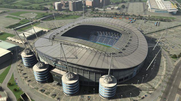 Etihad Stadyumu