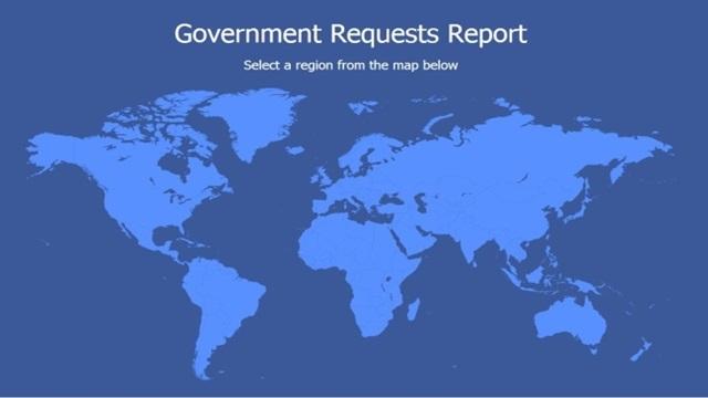2014 Yılının İlk 6 Ayına Ait Facebook Şeffaflık Raporu Yayınlandı
