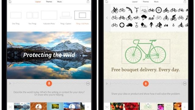 Adobe'un Yeni iPad Uygulaması Voice Çıktı