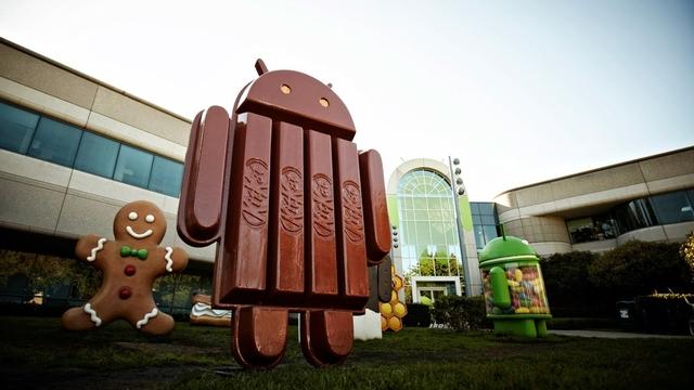 Android KitKat'ın Kullanım Oranı Yüzde 10'un Altında