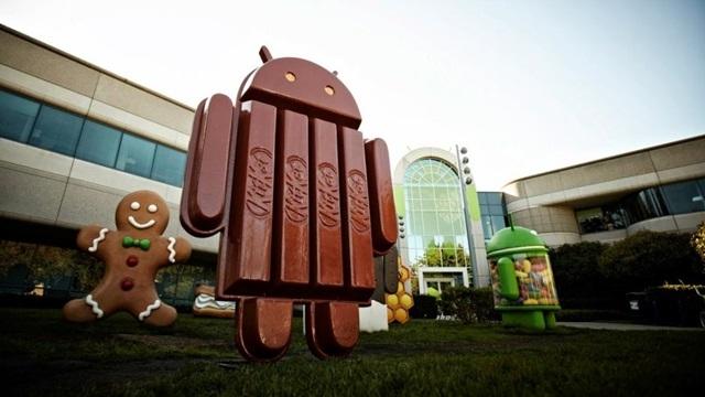 Android Kitkat 4.4.2 ile Birlikte Gelen Değişiklikler
