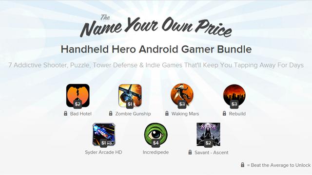 Android İçin Oyun Paketi Kampanyası