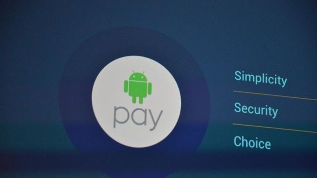 Google'ın Mobil Ödeme Sistemi Android Pay Sonunda Geldi