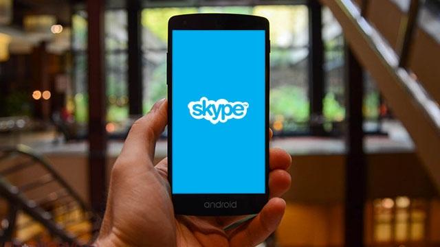 Android'de Skype Nasıl Kullanılır?