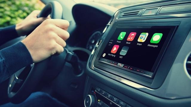 Apple'ın Araç İçi Uygulaması CarPlay, Pioneer Cihazlar ile Kullanılabilecek