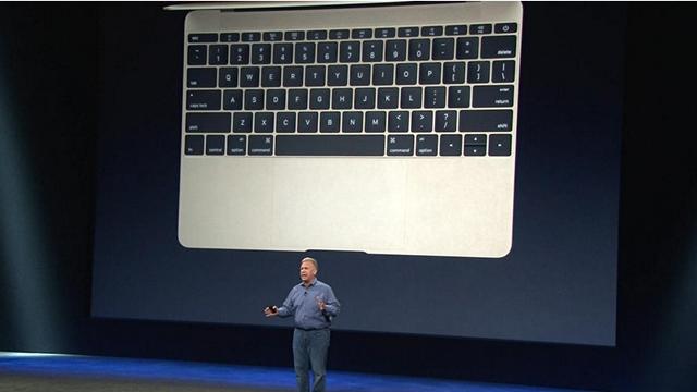 Apple, Bugüne Kadar Üretilen En İnce MacBook'u Tanıttı