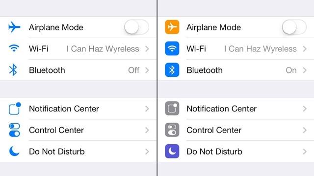 iOS 7'nin Beta 5 Sürümü Geliştiricilere Yollandı