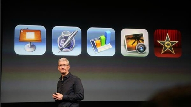 iWork ve iMovie Yeni iOS Cihaz Alanlar için Ücretsiz Oldu