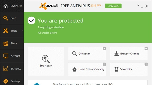 Avast 2015 - Beta 3 Versiyonları Çıktı!