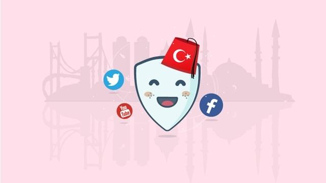 Betternet'ten Türkiye'ye Ücretsiz VPN!