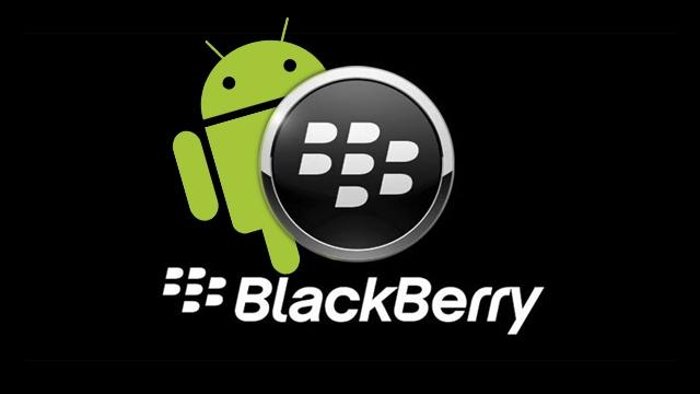BlackBerry, Android Telefon Üretmeyi Düşünüyor