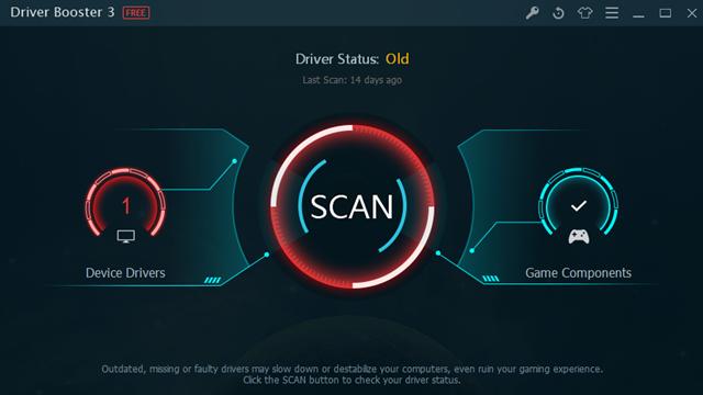 PC Sürücülerini Kolayca Güncellememizi Sağlayan Driver Booster'ın Yeni Versiyonu Yayınlandı