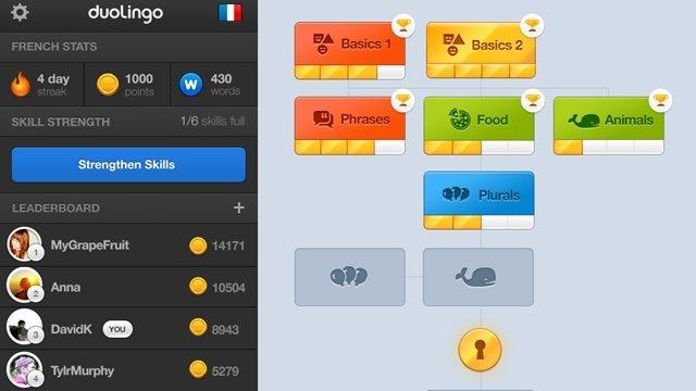 Dil Öğrenme Uygulaması Duolingo iPad'e Geldi