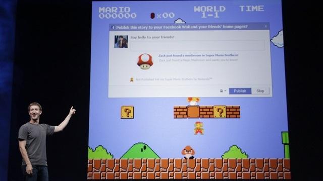 Facebook Üzerinde Her Ay 375 Milyon Kişi Oyun Oynuyor