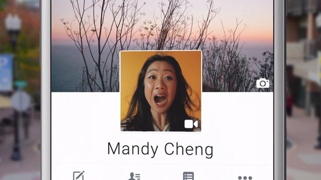 Facebook Profil Fotoğraflarımıza Video Koyabileceğiz!