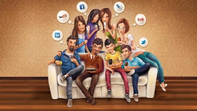 Yapılan Ankette Facebook ve Twitter En Sevilmeyen İlk 2 Firma Olarak Çıktı