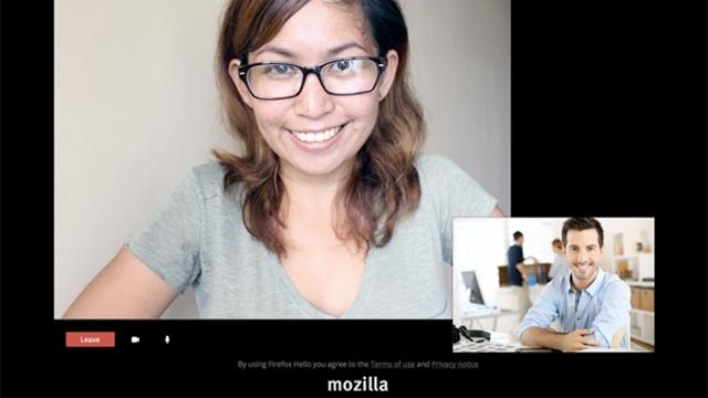Firefox Beta'daki Videolu Görüşme Özelliği Basitleştirildi