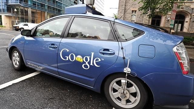 Google'ın Sürücüsüz Arabalarını Ford Üretecek