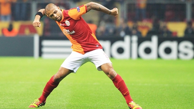 Galatasaraylı Felipo Melo'nun Android Oyunu Çıktı!