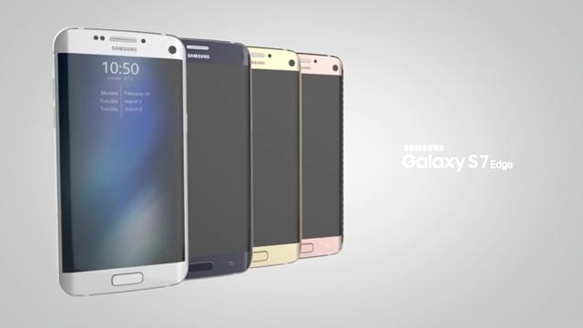 Samsung Galaxy S7 Edge İçin Mükemmel Bir Konsept Videosu Yayınlandı