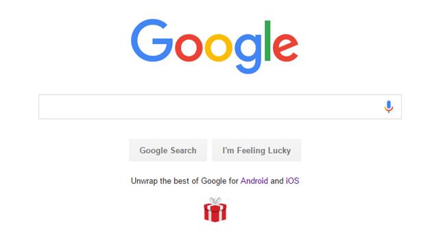 Google Android ve iOS Uygulamalarının Reklamlarını Anasayfası Üzerinde Yayınladı