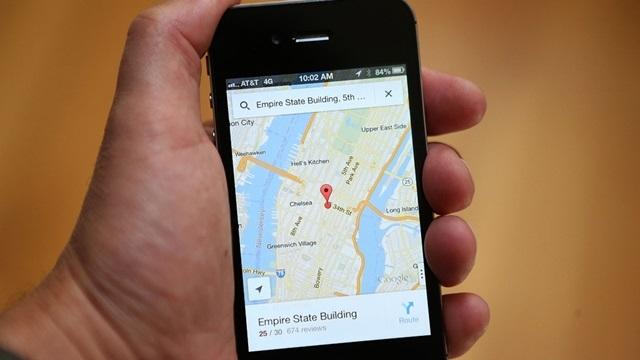 Google Maps'in iOS Uygulamasına Uçuş ve Otel Rezervasyonları Getirildi