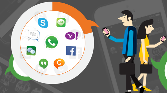 Google'dan Facebook Messengar'a Rakip Akıllı Mesajlaşma Uygulaması Geliyor