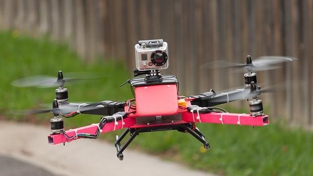 GoPro Kameralı Drone Üretimine Başlıyor
