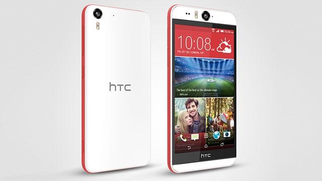 HTC Desire Eye Türkiye'de Satışa Sunuldu