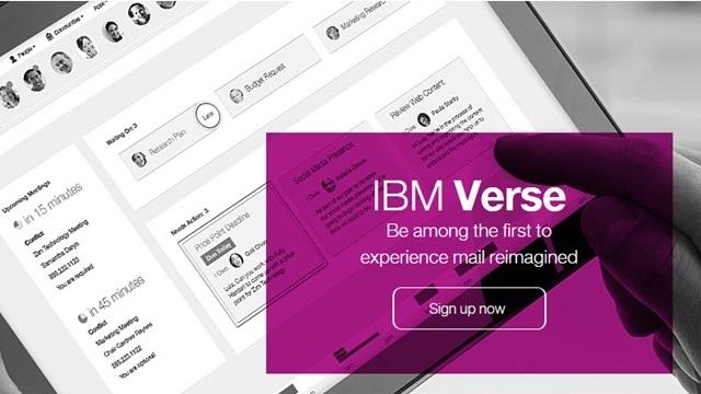 IBM'in Yeni E-posta Servisi Alışkanlarınızı Öğrenerek İşlerinizi Kolaylaştıracak