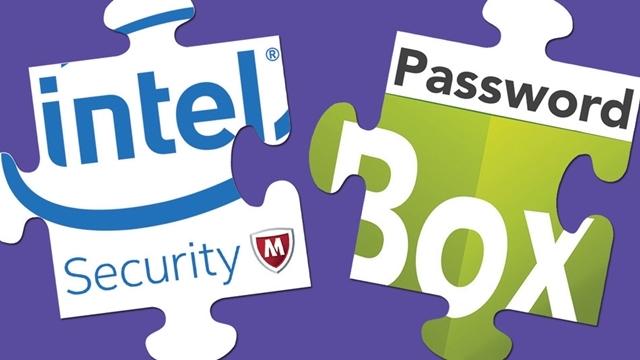Intel Daha Güvenli Olabilmek İçin PasswordBox'ı Satın Aldı
