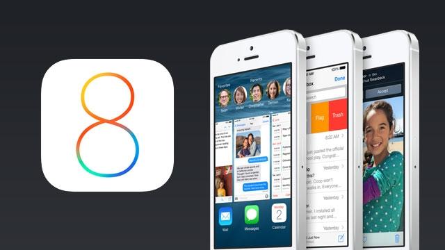 iOS 8'in En Önemli Özellikleri