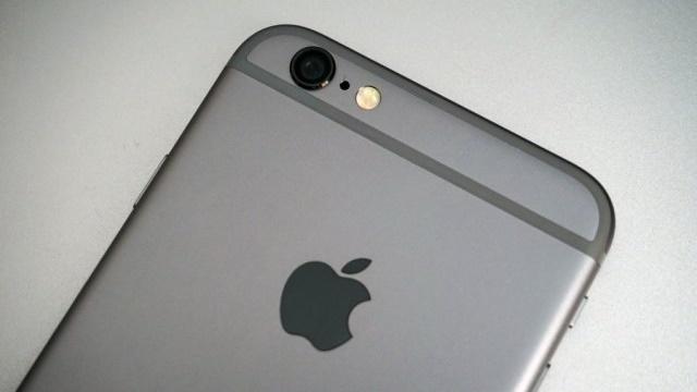 iPhone 6S'in 12 MP'lik Kamerası Doğrulandı