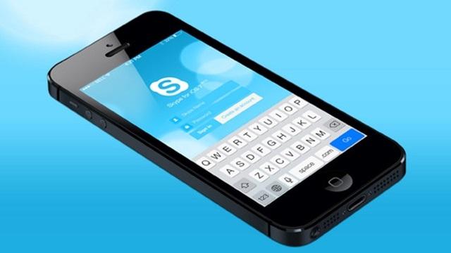 iPhone için Skype Tamamen Yenileniyor