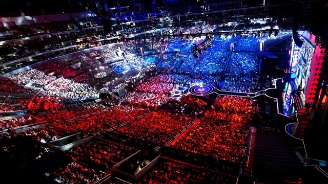 League Of Legends'ın 2014 Dünya Şampiyonası Güney Kore'de Gerçekleşecek