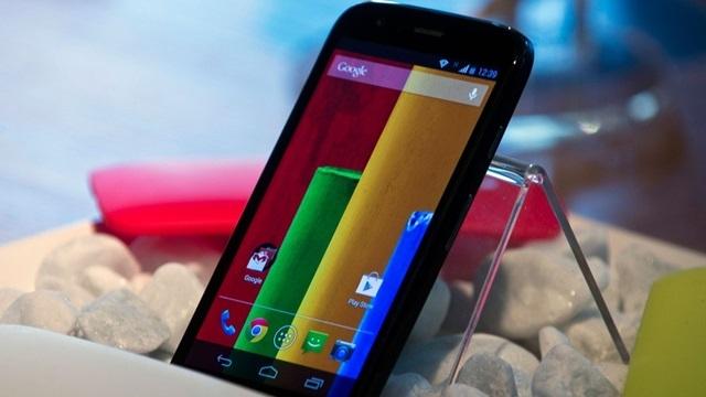 Lenovo, Google'ın Motorola Birimini Satın Aldı