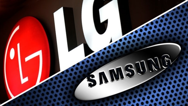 LG, Samsung'u Espri Malzemesi Yaptı