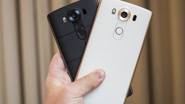LG V10 Piyasaya Hızlı Girdi
