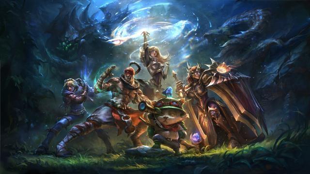 League of Legends'ı Arkadaşlarınız ile Birlikte Oynayın, Ödülleri Kapın!