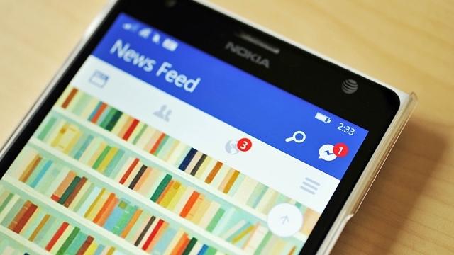 Microsoft, Windows Phone İçin Facebook Beta Uygulamasını Güncelledi