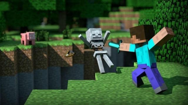 Minecraft Oyuncuları Derin Bir Nefes Alabilir