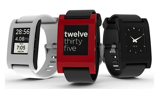 Akıllı Saat Pebble 275.000 Adet Ön Satış Yaptı