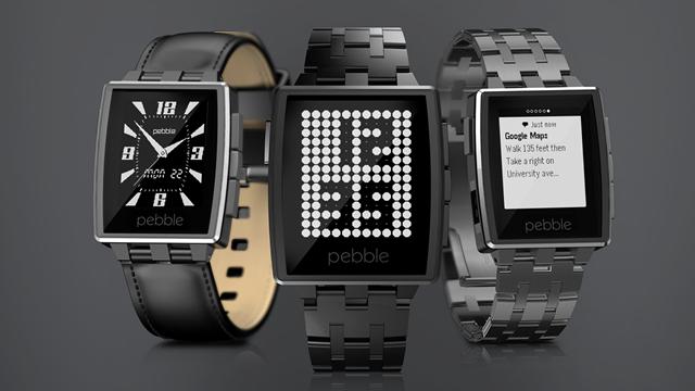 Akıllı Saat Pebble'a Özel Uygulama Mağazası Açıldı